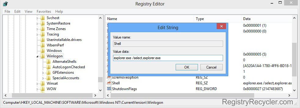 How to Boot Directly to Windows 8 Desktop Registry Trick