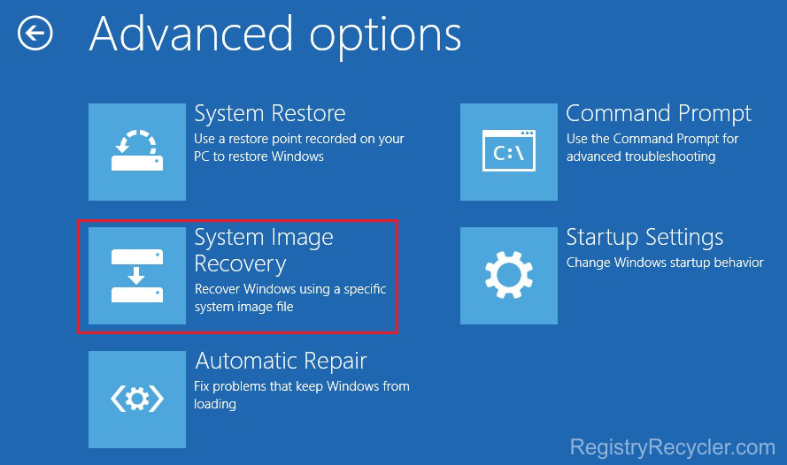How to Restore Previous Settings on Windows 8