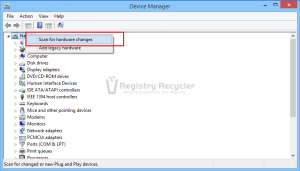 Reinstall Adapter Drivers to Fix Windows 8.1 WIFI Connection Issues