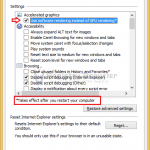 Fix Internet Explorer (IE) 11 Crashes/Freezes in Windows 10/8/7