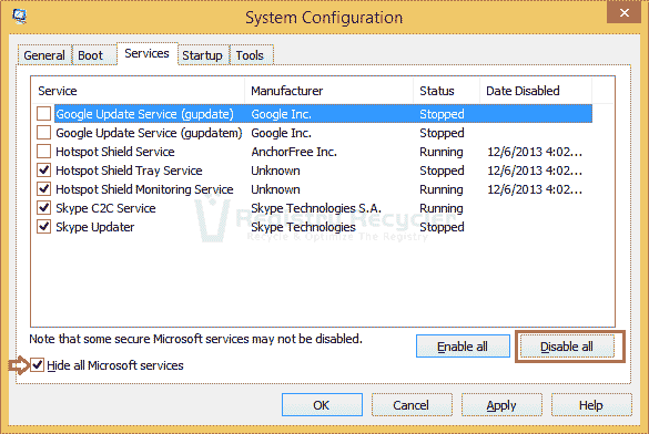 Troubleshoot windows slow startup | Windows Troubleshooting: Slow