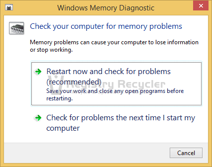 how to stop unsupported hardware message windows 8