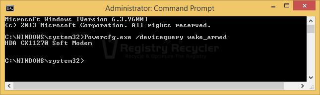 Know What Programs keeping Windows Awake