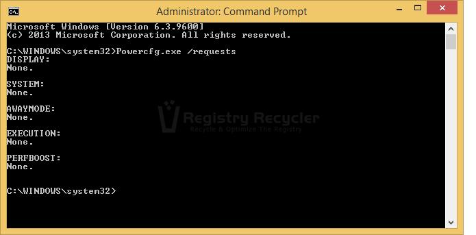 Reorganize Windows 8.1 Sleep Settings