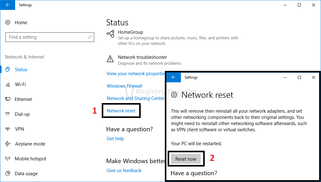 Windows-10-Resetting-Network-Adapters