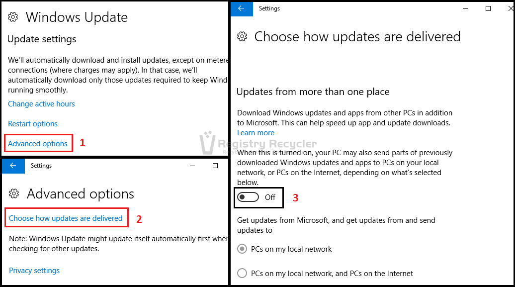 Fix Slow Internet Speed in Windows 10 Creators Update